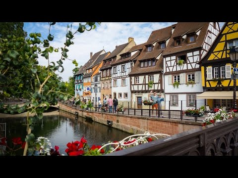 Road Trip: Alsace, France 2015 (GoPro Hero 4)