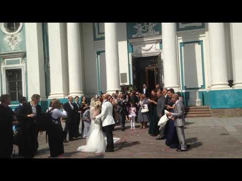 Венчание коптского парня и русской девушки в Армянской церкви. Часть 4