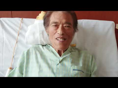 元気ですかー!!腸が剥がれちゃったみたいで、また再入院してます。一生懸命リハビリに努めて、元気な姿で1日も早く皆さんにまた元気ですかー!を送りたいと思います。|アントニオ猪木「最後の闘魂」チャンネル