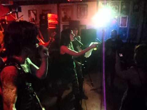 Sacred Sin & Friends - Dirty Deeds (Live Bota'Baixo)