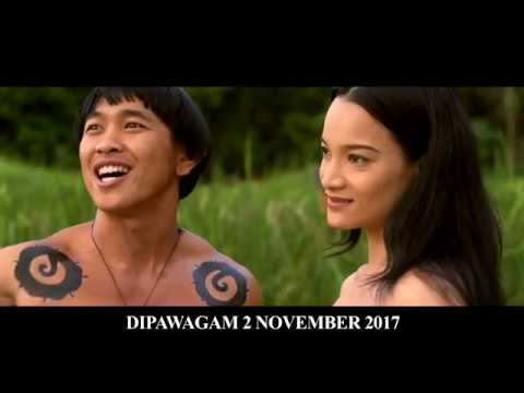 Lina Johor & Charlmay - Sayau  [OST Filem