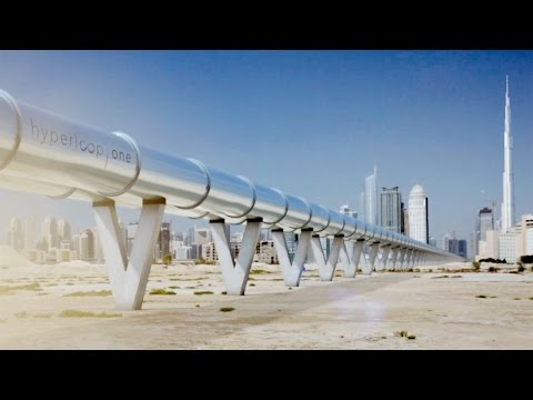 Hyperloop is coming to Dubai