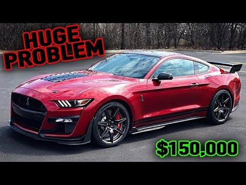 I'M BUYING THE 2020 SHELBY GT500 BUT THERE'S A PROBLEM!