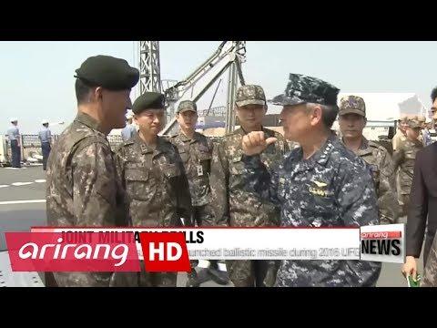 South Korea-U.S. annual military drills start amid North Korea threats