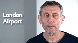 London Airport - Kids Poems and Stories With Michael Rosen
