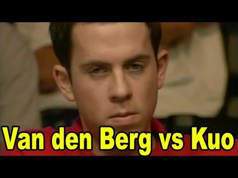 Van den Berg vs Kuo - 9-ball WPC 2004 - Meet Little Monster, Nick
