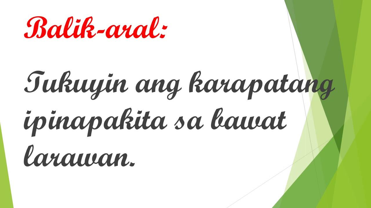 Q4 AP: Karapatan at Tungkulin