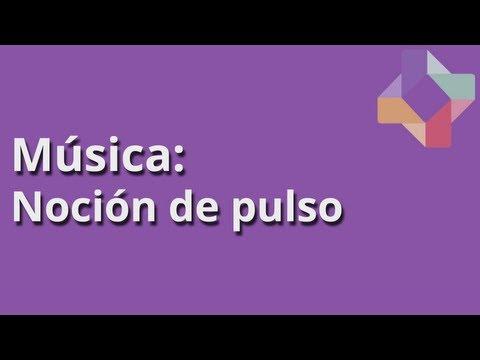 Noción de pulso - Música - Educatina