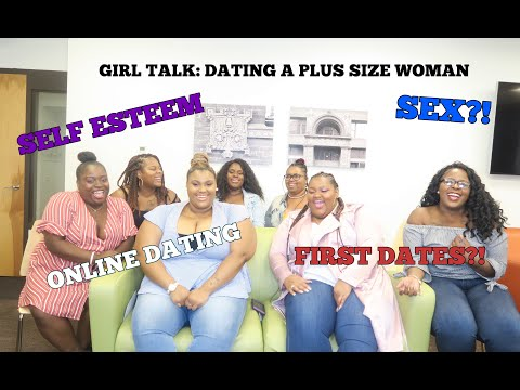 dating while plus size