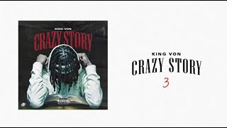 King Von - Crazy Story 3.0 [Bass boosted]