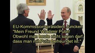EU-Kommissionspräsident Juncker: