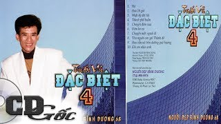 CD TUẤN VŨ ĐẶC BIỆT 4 - Nó - CD Gốc Nhạc Vàng Xưa Thập niên 90 (NĐBD 68)