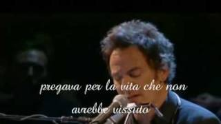 Bruce Springsteen-Jesus was an only son(sub ITA)