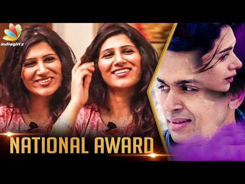 Shocking Surprise : I Woke up to the NATIONAL AWARD | Shashaa Tirupati Interview