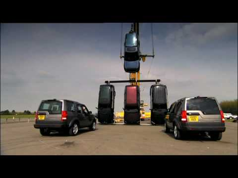 Land Rover Discovery 3 Lr3 Strength 3of6 Youtube