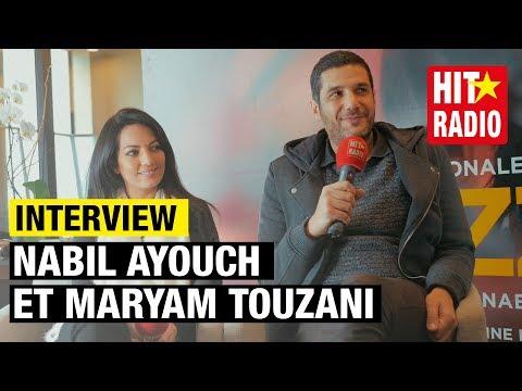 [INTERVIEW] NABIL AYOUCH ET MARYAM TOUZANI NOUS RACONTENT