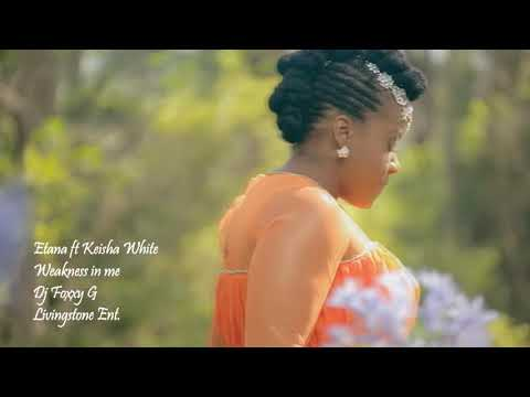 Weakness in Me Etana x Keisha White{Unofficial Video _Dj foxxy g}.