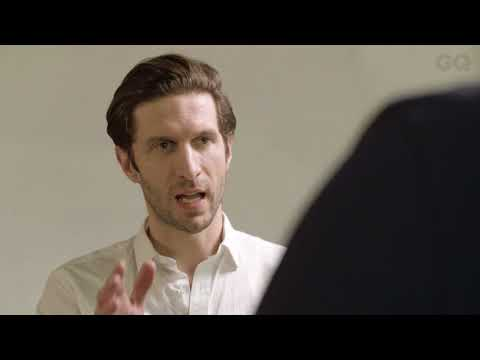 Hidden Trauma: GQ meets Ken Bellringer | British GQ