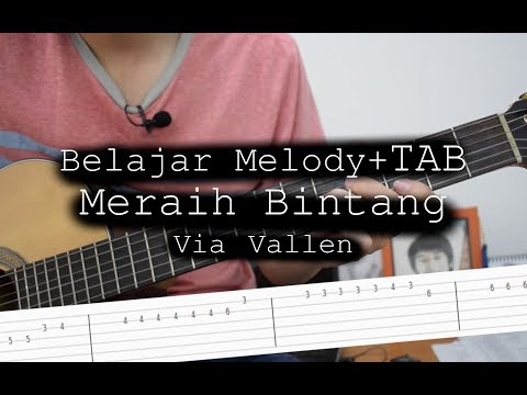 Belajar Melody (Meraih Bintang - Via Vallen) OST ASIAN GAMES 2018