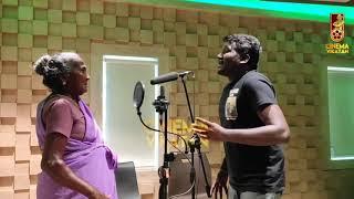 Karnan Dubbing Rehearsal by Mari Selvaraj | #Dhanush #Shorts