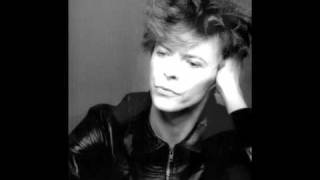 """David Bowie - Sense of Doubt - """"Heroes"""" photo session, 1977"""