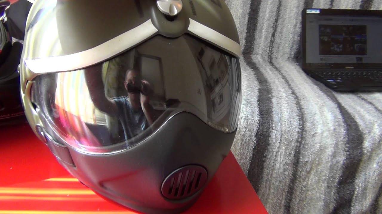 Roof Boxer V8 Vs Osbe Helmets Review Youtube