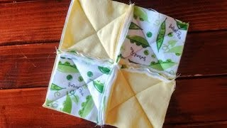 Easy Sewing Projects: Rag Quilt