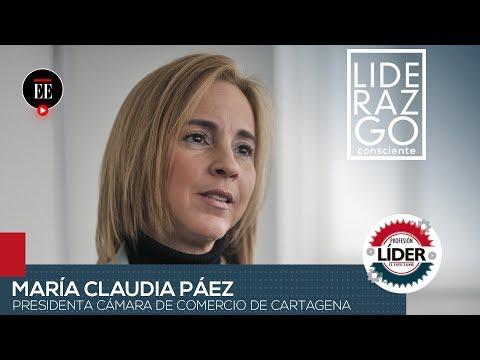 """""""El buen líder fracasa, aprende y sigue adelante"""": María Claudia Páez    El Espectador"""