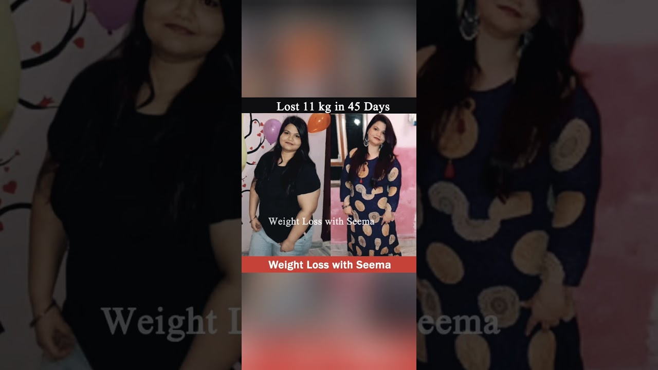 45 Days Quick Weight loss Plan