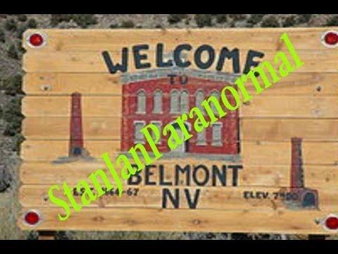 BELMONT COURTHOUSE, BELMONT, NV HAUNTED