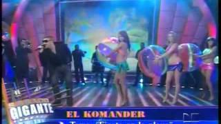 El Komander FIESTA EN LA PLAYA SABADO GIGANTE