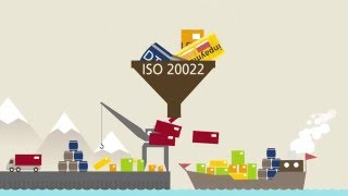 ISO Standard 20022 - Journey to harmonized payment traffic