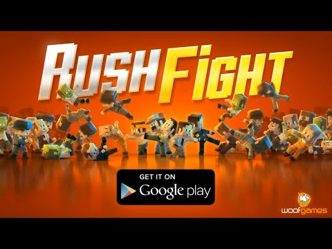 Rush Fight  - Official Release Trailer (Android/iOS)