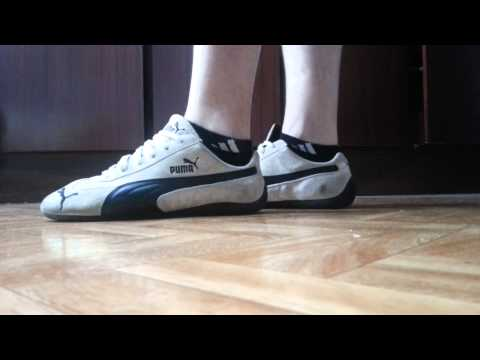 nouveau concept a561c d5f97 Puma Speed Cat suede - YouTube