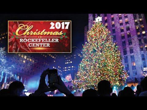 2017 Rockefeller Center Christmas Tree - New York City, 10111