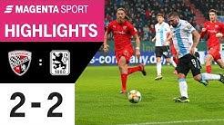 FC Ingolstadt - 1860 München | Spieltag 19, 19/20 | MAGENTA SPORT