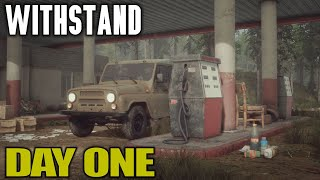 The Next BIG Survival Game? | Withstand Survival Gameplay | E01