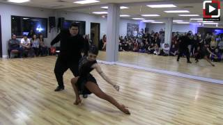 MG Dance Tango Performance - Salsa Bachata Dallas Weekender