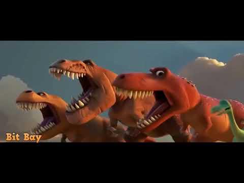 Download The Good Dinosaur Full Movie English ퟐퟎퟏퟔ Compilation   Animation Movies   New Disney Cartoon 2019