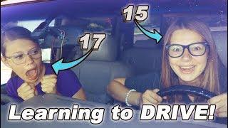alexia-teaches-daniell-how-to-drive-her-car