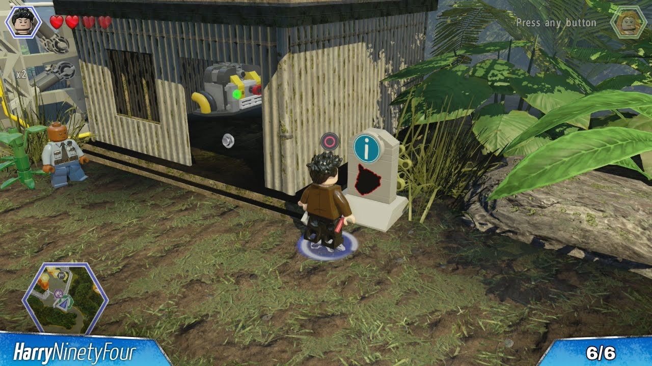 Lego jurassic world all map point kiosk locations the lost lego jurassic world all map point kiosk locations the lost world jurassic park hub youtube gumiabroncs Choice Image