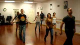 Reggae cowboy line dance to Eric Church
