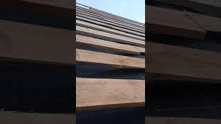 крыша с ондулином без контр рейки