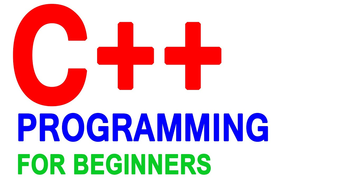 C++ Programming Video Tutorials For Beginners [ Complete Series ]