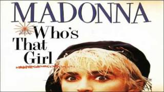 Madonna Who