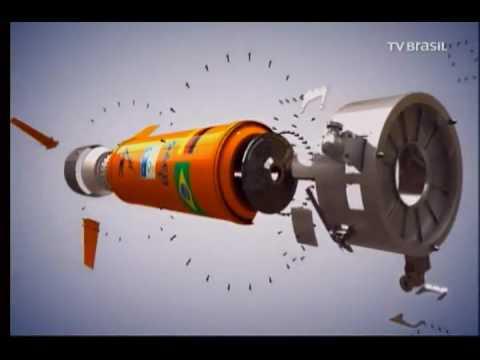 Centro de  de Alcântara lança foguete Suborbital
