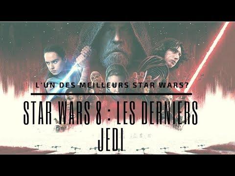 LE FILM DU DIMANCHE (SPECIAL 2) :  Star Wars 8 : Les Derniers Jedi - L'un des meilleurs Star Wars?