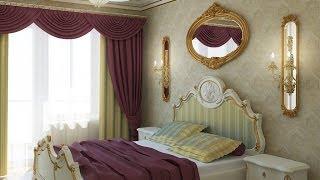 Спокойствие и гармония  классической спальни(Основа интерьера спален в классическом стиле -- светлые совершенно потолки, паркет теплых оттенков, светлая..., 2014-02-13T07:14:34.000Z)