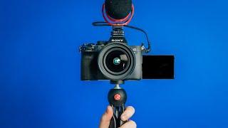 Best PRO Camera For Vlogging In 2021? (Sony A7s Iii Vlog Setup)
