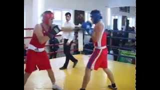РЕН ОГНИ; Турнир по боксу